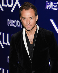 December 5, 2018 - Hollywood, California, USA - JUDE LAW attends the premiere of Neon's 'Vox Lux' at ArcLight Hollywood in Los Angeles, California. (Credit Image: © Billy Bennight/ZUMA Wire)