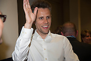 RICHARD BACON, STREETSMART RAISES RECORD-BREAKING £805,000 TO TACKLE HOMELESSNESS. Celebrate with a drinks party at the Cabinet Office. Horse Guards Rd. London. 13 May 2013.