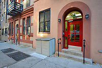 Entrance to 154 East 97th Street