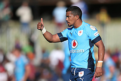 Rudy Paige of the Blue Bulls during the Currie Cup premier division match between the Boland Cavaliers and The Blue Bulls held at Boland Stadium, Wellington, South Africa on the 23rd September 2016<br /> <br /> Photo by:   Shaun Roy/ Real Time Images