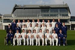 - Photo mandatory by-line: Dougie Allward/JMP - 07966 386802 - 10/04/2015 - SPORT - CRICKET - Bristol, England - Bristol County Ground - Gloucestershire County Cricket Club Photocall.