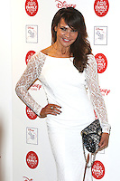 Lizzie Cundy, Disney Store VIP Christmas Party, The Disney Store Oxford Street, London UK, 03 November 2015, Photo by Brett D. Cove