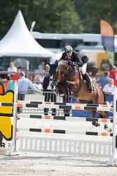 Kuijpers Leon (NED) - Alexco<br /> KWPN Paardendagen - Ermelo 2012<br /> © Dirk Caremans