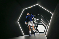 Novak DJOKOVIC (SRB) at final match against Andy MURRAY (GBR) during the ATP World Tour Masters 1000 indoor tennis tournament, BNP Paribas Masters in Bercy (AccorHotels Arena),  Paris, France, on October 31 to November 8, 2015. Photo Stephane Allaman / DPPI