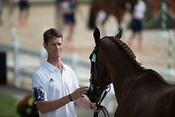 Fox Pitt William, GBR, Chilli Morning<br /> Final Horse inspection Eventing<br /> Olympic Games Rio 2016<br /> © Hippo Foto - Dirk Caremans<br /> 09/08/16