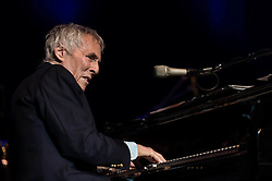 © Licensed to London News Pictures. 07/07/2013. London, UK.   Burt Bacharach performing live at Royal Festival Hall. Burt F. Bacharach is an American composer, music producer and pianist. He is known for his popular hit songs and compositions from the late 1950s through the 1980s, many with lyrics written by Hal David as part of the duo Bacharach and David.   As of 2012, Bacharach had written 73 Top 40 hits in the U.S. and 52 Top 40 hits in the UK.   Photo credit : Richard Isaac/LNP