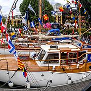 Classic Boat Festival 2018, London, UK