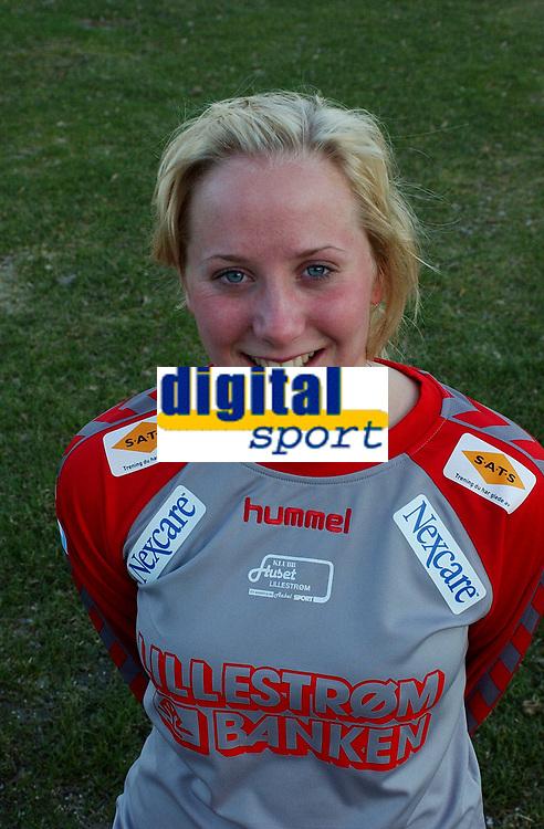 Fotball<br /> Toppserien kvinner 2005<br /> Foto: Digitalsport<br /> <br /> Conni Johansson - Team Strømmen