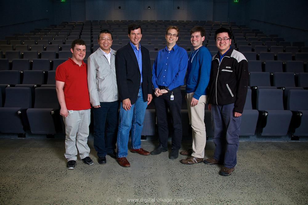 Accelerator Scientists, Australian Synchrtron