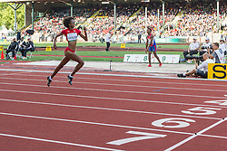 womens 400 meters semi, Kendall Baisden, USA