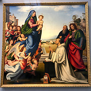 The Uffizi draws visitors from all over the planet and is considered the most comprehensive and extensive collection of Renaissance Art in the world.