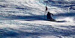 06.02.2011, Hannes-Trinkl-Strecke, Hinterstoder, AUT, FIS World Cup Ski Alpin, Men, Hinterstoder, Riesentorlauf, im Bild Didier Cuche (SUI) // Didier Cuche (SUI) during FIS World Cup Ski Alpin, Men, Giant Slalom in Hinterstoder, Austria, February 06, 2011, EXPA Pictures © 2011, PhotoCredit: EXPA/ J. Feichter