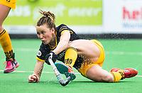 BILTHOVEN  - Hockey -  1e wedstrijd Play Offs dames. SCHC-Den Bosch (0-1).  Ireen van den Assem (Den Bosch)    COPYRIGHT KOEN SUYK