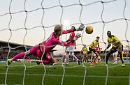 Burton Albion v Barnsley 051116
