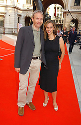 LUKE & LISA JOHNSON at the Royal Academy of Art's SUmmer Party following the official opening of the Summer Exhibition held at the Royal Academy of Art, Burlington House, Piccadilly, London W1 on 7th June 2006.<br /><br />NON EXCLUSIVE - WORLD RIGHTS