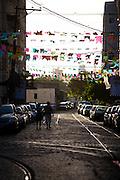 Recife_PE, Brasil..Na foto casaroes antigos em Recife, Pernambuco...In the photo old houses in Recife, Pernambuco...Foto: JOAO MARCOS ROSA / NITRO