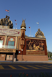 Historic Corn Palace in Mitchell South Dakota
