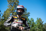 Pikes Peak International Hill Climb 2014: Pikes Peak, Colorado.