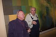DAVID FIRNSTONE; LEN TABNER, William Tillyer, 80th birthday exhibition. Bernard Jacobson. 28 Duke st. SW1 25 September 2018