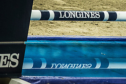Longines waterobstacle<br /> Longines FEI World Cup™ Jumping Final II<br /> Las Vegas 2015<br />  © Hippo Foto - Dirk Caremans<br /> 18/04/15