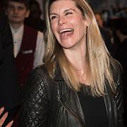 Kim Tardy Arriver at the Quiz press night at Noel Coward Theatre, London, UK