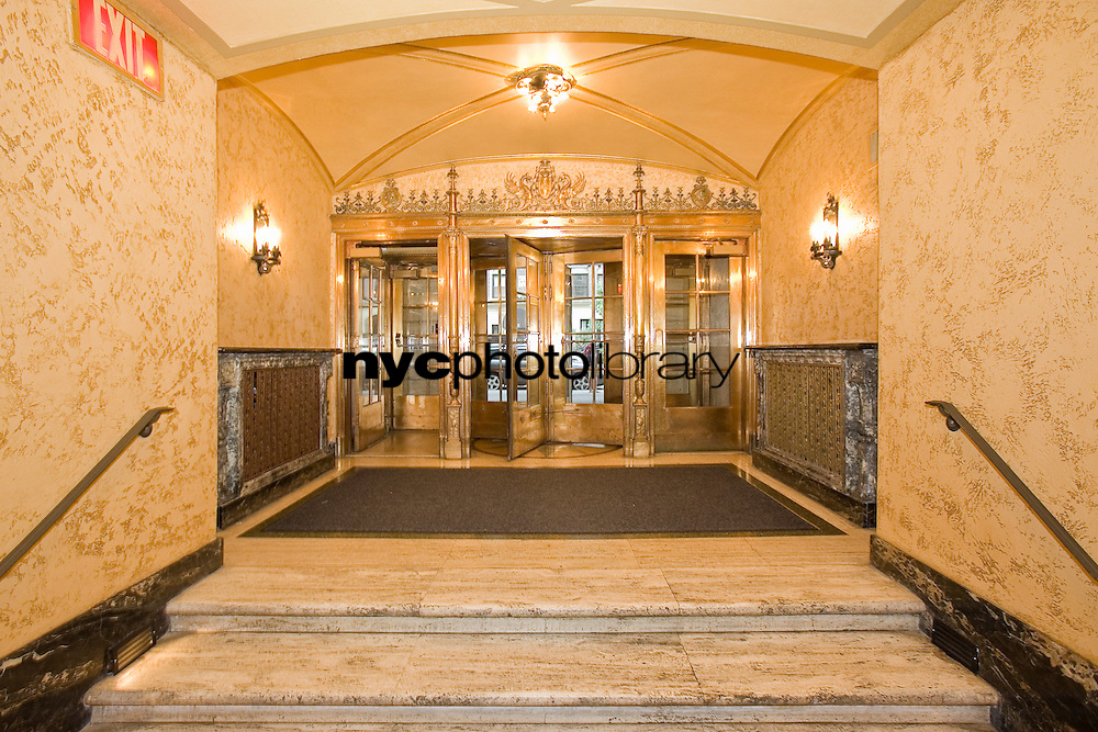 Entrance at 24 Fifth Avenue