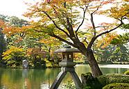 Kanazawa Gardens, Japan