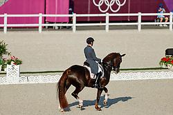 TOKYO - Olympische Spiele / Olympic Games 2021<br /> <br /> JURADO LOPEZ Severo (ESP), Fendi T<br /> Grand Prix de Dressage<br /> <br /> Tokio, Equestrian Park<br /> 25. July 2021<br /> © www.sportfotos-lafrentz.de/Stefan Lafrentz