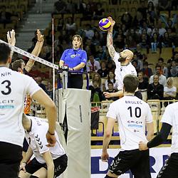 20170413: SLO, Volleyball - ACH Volley Ljubljana vs Calcit Kamnik