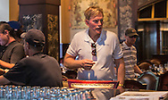 After making a rare public apperance in New Orleans on Sept. 24, David Duke retreats into  the Onmi Royal Orleans hotelto seek protection after being shouted down in Jackson Square.