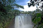 Cachoeira da Fumaça no Rio Balsas na cidade de Ponte Alta do Tocantins - Jalapão Local: Ponte Alta do Tocantins - TO Data: 02/2008 Tombo:  19DM049 Autor: Delfim Martins
