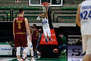 Logan David<br /> De Longhi Treviso- Umana Reyer Venezia<br /> Lega Basket Serie A 2020/21<br /> Treviso, 03/01/2021<br /> Foto Sergio Mazza / Ciamillo-Castoria