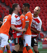 Doncaster Rovers v Blackpool 030813