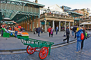 Londyn 2009-03-05. Covent Garden Market