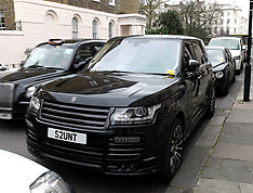 Billionaire James Stunt gets four parking tickets on as many cars - 23 Feb 2018