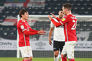 Derby County v Barnsley 071120