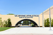 UC Irvine Athletics Facility at Crawford Hall, on Campus at University of California Irvine