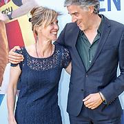 NLD/Utrecht/20150512 - Filmpremiere Ventoux, regisseur Nicole van Kilsdonk en Leopold Witte