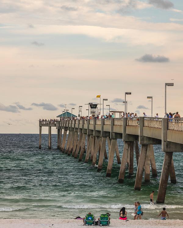 Okaloosa Island, Florida, 2020