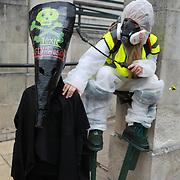 XR Hackney families anti-glyphosate protest 17.05.2019