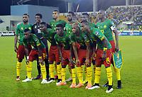 Fotball<br /> Afrika Cup / Afrikamesterskapet<br /> 28.01.2015<br /> Elfenbenskysten v Kamerun<br /> Foto: Panoramic/Digitalsport<br /> NORWAY ONLY<br /> <br /> Lagbilde Kamerun