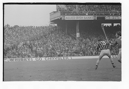 All Ireland Senior Hurling Final at Croke Park between Limerick and Kilkenny on Sunday 2nd September 1973,.Results Limerick 1-21 points and Kilkenny 1-14 points,  ..02.09.1973, 09.02.1973, 2nd September 1973,