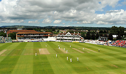 File photo dated 03-07-2016 of A general view of the County Ground, Taunton.