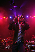 New York, NY- December 21: Recording Artist Common performs at the Common Concert of his new Album ' The Dreamer/Believer held at the House of Blues  on December 21, 2011 in Los Angeles, CA. Photo Credit: Terrence Jennings