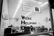 Y-680111C-14.   Department of Employment, Oregon State Employment Office, Job Placement Office. January 11, 1968 Williams Ave district.