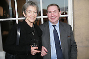 """Lord and Lady Irvine,  Bell and Langlands """"Superactivei2i"""" Somersett House. London. 6 September 2007. .-DO NOT ARCHIVE-© Copyright Photograph by Dafydd Jones. 248 Clapham Rd. London SW9 0PZ. Tel 0207 820 0771. www.dafjones.com."""