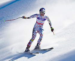 08.02.2011, Kandahar, Garmisch Partenkirchen, GER, FIS Alpin Ski WM 2011, GAP, Lady Super G, im Bild enttäuscht Lindsey VONN (USA) // Lindsey VONN (USA) looks dejected during Women Super G, Fis Alpine Ski World Championships in Garmisch Partenkirchen, Germany on 8/2/2011, 2011, EXPA Pictures © 2011, PhotoCredit: EXPA/ J. Feichter