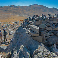 An archaeology team investigates artifacts at 12,400' in California's White Mountains, the highest Native American settlement in the United States.