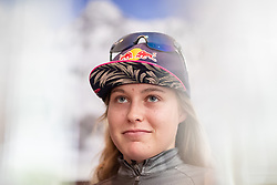 11.06.2019, Kals am Grossglockner, AUT, Laura Stigger Bike Challenge, Pressekonferenz, im Bild Laura Stigger // Laura Stigger during a press conference for the Laura Stigger Bike Challenge in Kls am Grossglockner. Austria on 2019/06/11. EXPA Pictures © 2019, PhotoCredit: EXPA/ Johann Groder