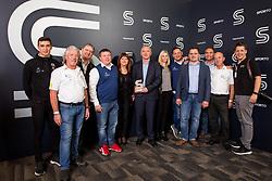 Team KK Adria Mobil at Sports Awards & Brands ceremony during Sports marketing and sponsorship conference Sporto 2018, on November 22, 2017 in Hotel Slovenija, Congress centre, Portoroz / Portorose, Slovenia. Photo by Vid Ponikvar / Sportida